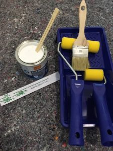 Lack und Werkzeug